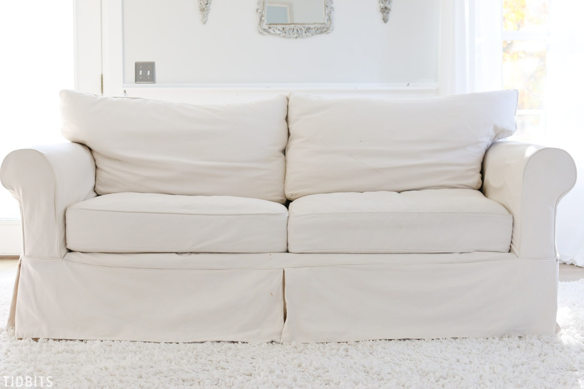 natural sofa deodorizer gray studded tips and tricks for cleaning slipcovers tidbits naturally 4 kids white