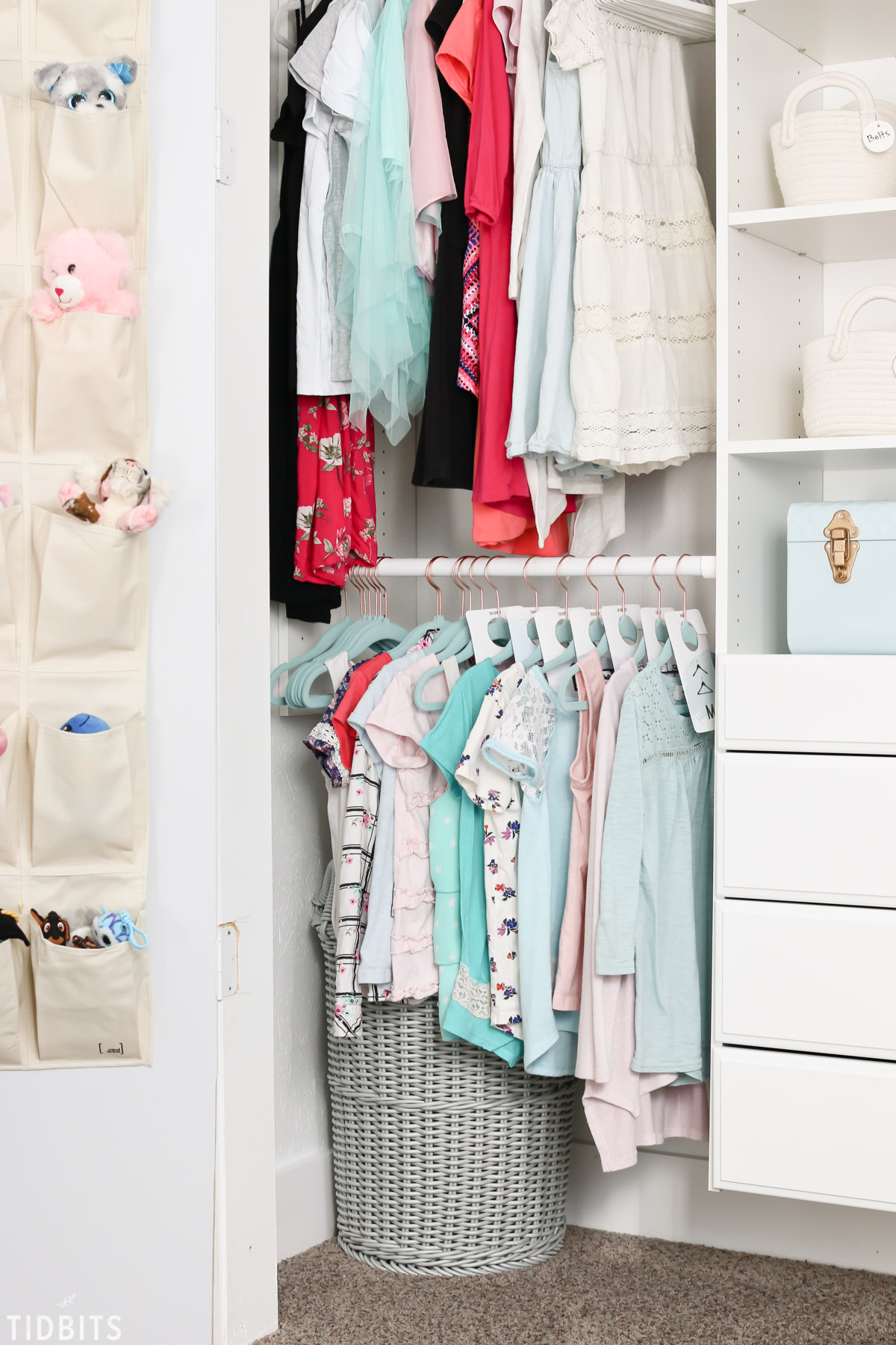 simple organizer interior rooms for minimalist closet architecture kids
