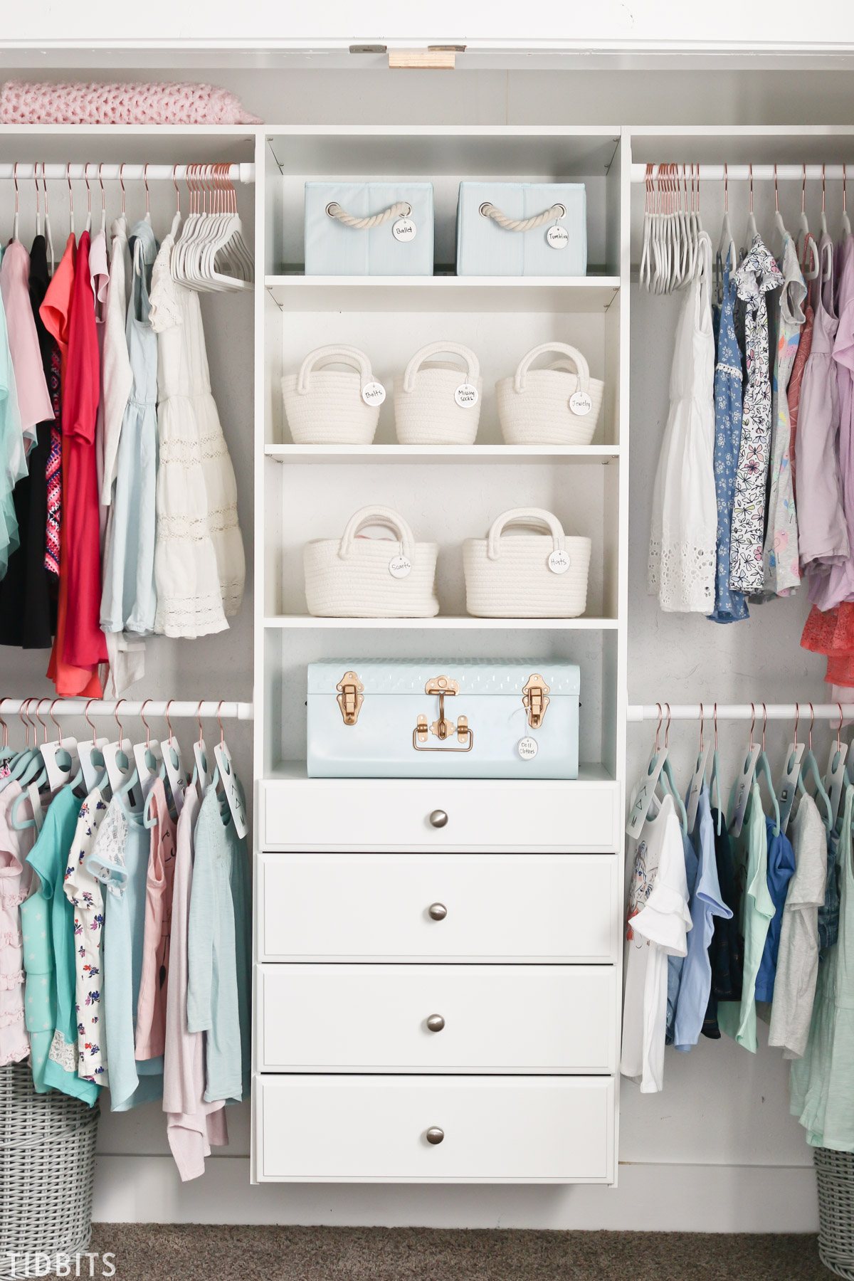 serene youtube kids out with organization trash neat dw over selene tuesday closet diy winsome belinda starr make cheap organizer daily fast easy