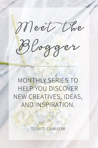 Meet the Blogger  |  Stacy Risenmay