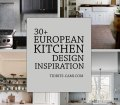 European Kitchen Design Inspiration Tidbits