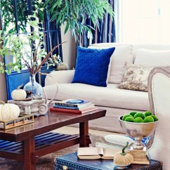 Burlap Sofa Chair And Beds Lewisham Fall Home Tour - Tidbits&twine