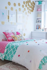 Tween Girls Bedroom Decorating Ideas