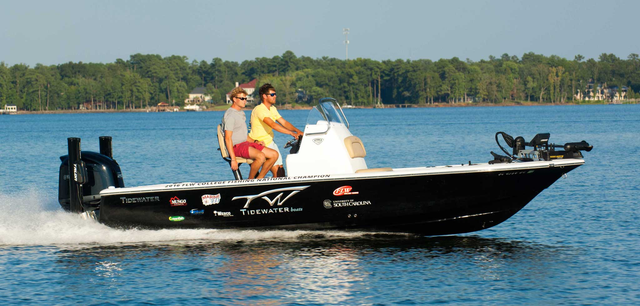 TideWater Boats  Expect More