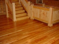 Cherry Hardwood Flooring | Unfinished Cherry Hardwood ...