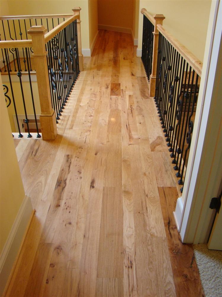 Hickory Hardwood Flooring  Hickory Unfinished Flooring
