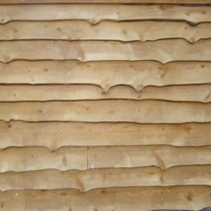 Wavy Edge Siding  Natural Siding  Tidewater Lumber  Moulding