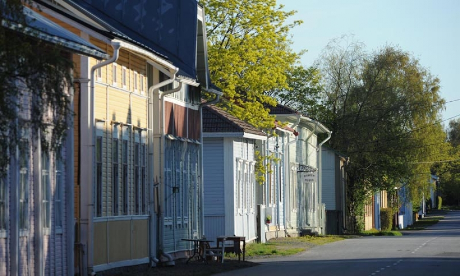 Bilden av Kaskö: Lokalhistoria eller postindustriella glansbilder?