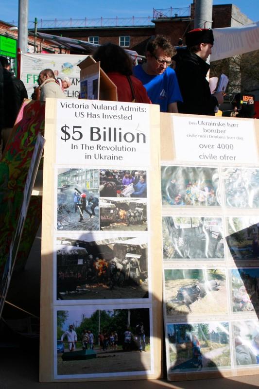 Ukraines Regering Fører Krig Mod Deres Egen Befolkning