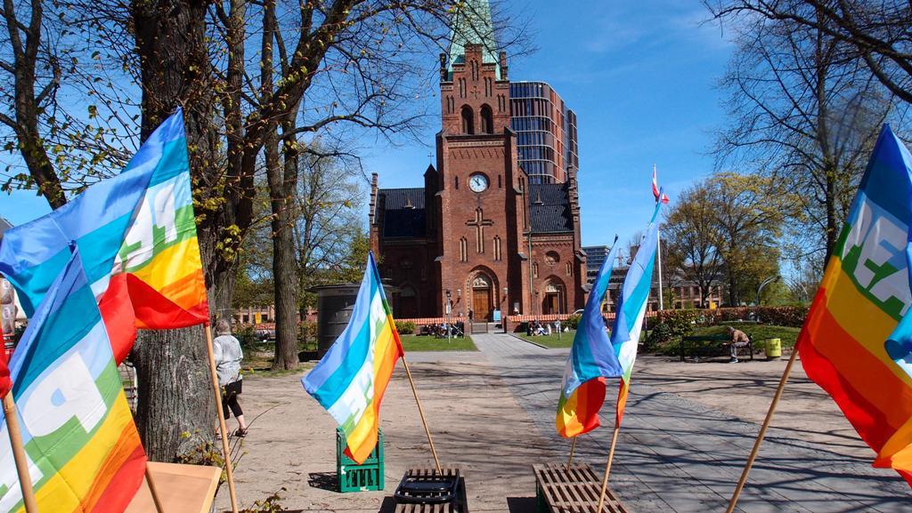 Sankt Hans Torv Foto: Jan Henningsen