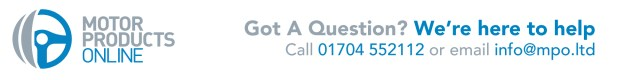 Motor Products Online Ltd logo Got a Question Call 01704 552112 or email info@mo.ltd