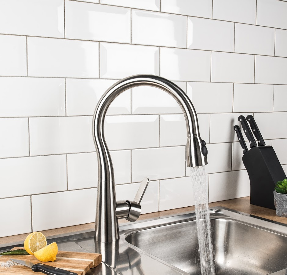 Update Your Kitchen with Sinks Taps  Designer Radiators