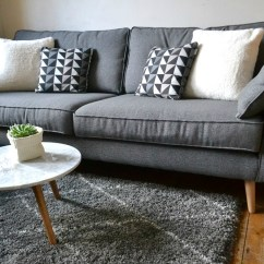 Grey Rug Living Room Light Wall Colors 3 Things That Make This An Ideal Tidylife