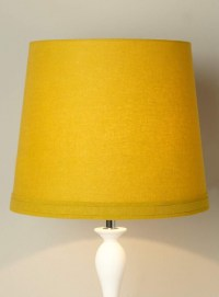 yellow lampshade Archives - #tidylife