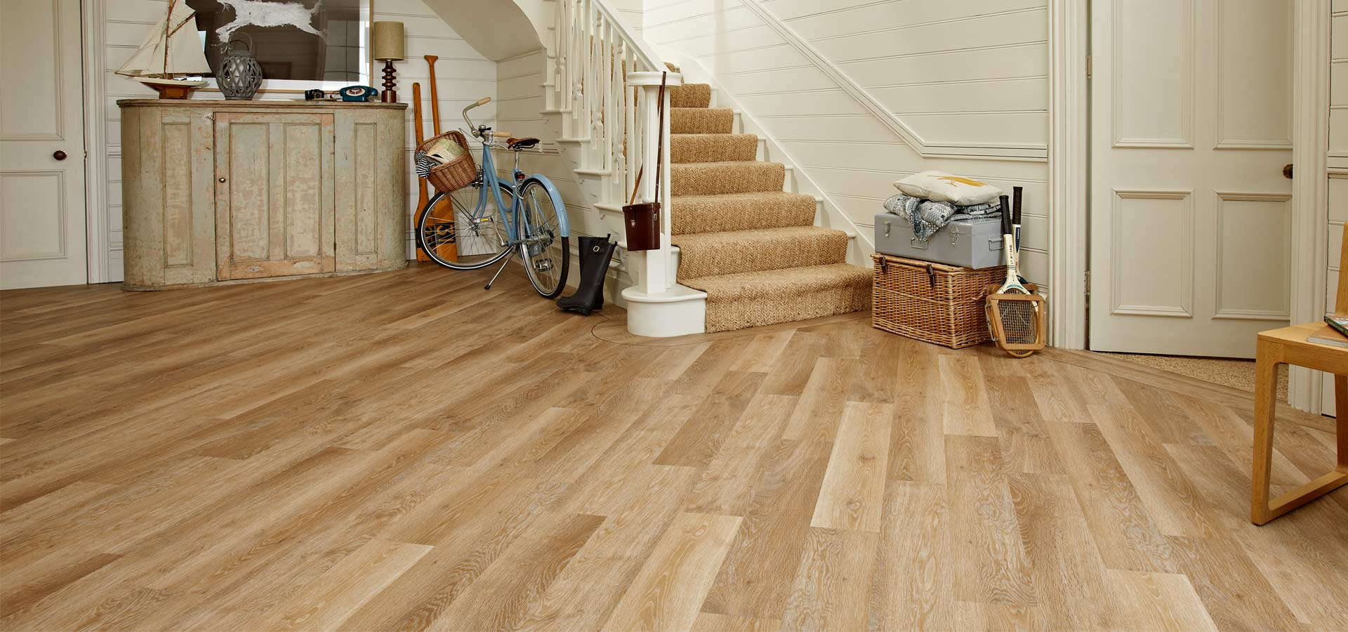 What To Consider When Laying Flooring in High Traffic