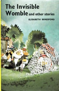 The Invisible Womble - Ernest Benn (1973) - TV cover