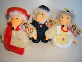 Orinoco, Uncle Bulgaria and Madame Cholet