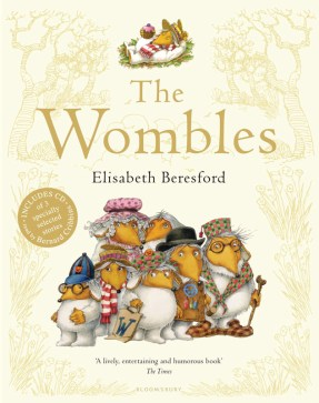 The Wombles - Bloomsbury hardback gift edition (2011)