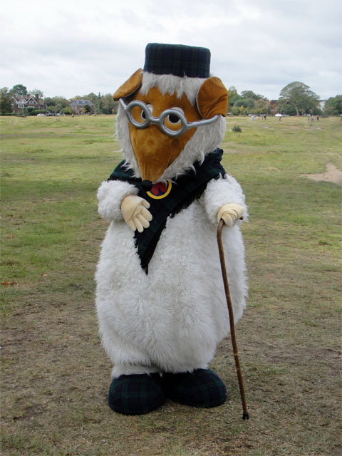 Great Uncle Bulgaria on Wimbledon Common