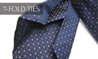 7 Fold Ties - What is a Seven Fold Tie - Making a 7-Fold ...