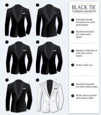 Black Tie Dress Code   Tie-a-Tie.net