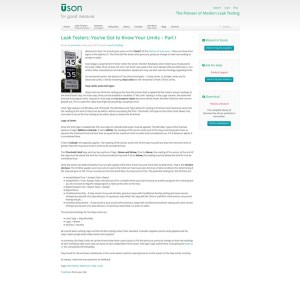 Industrial Content Marketing - Blogging