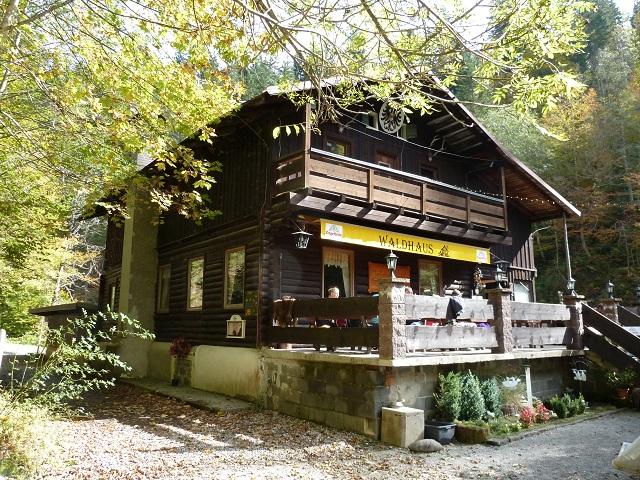 Das Waldhaus in Riezlern