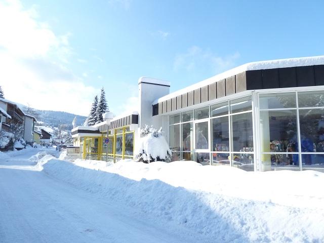 Das ABC-Bad Nesselwang im Winter