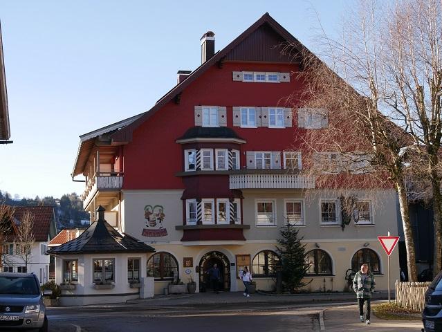 Brauereigasthof Schäffler in Missen