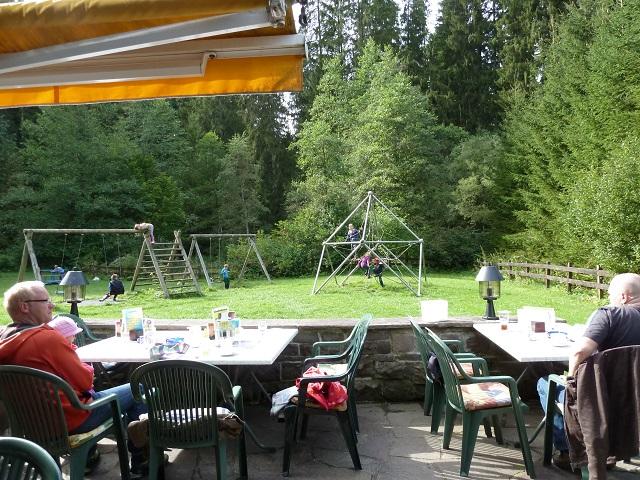 Spielplatz an der Waldschenke bei Durach