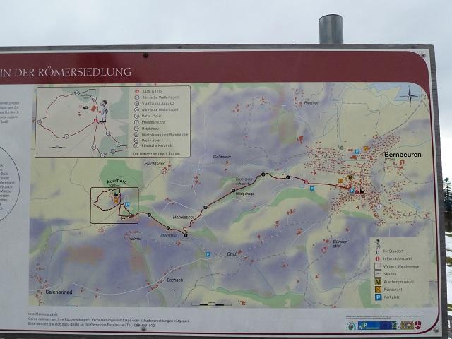 Auerberg-Karte