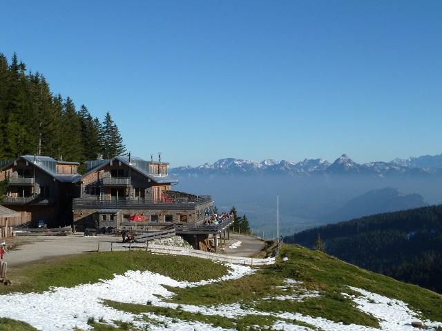 Steigen, Schmausen, Sausen ... eine Wanderung auf die Alpspitz bei Nesselwang