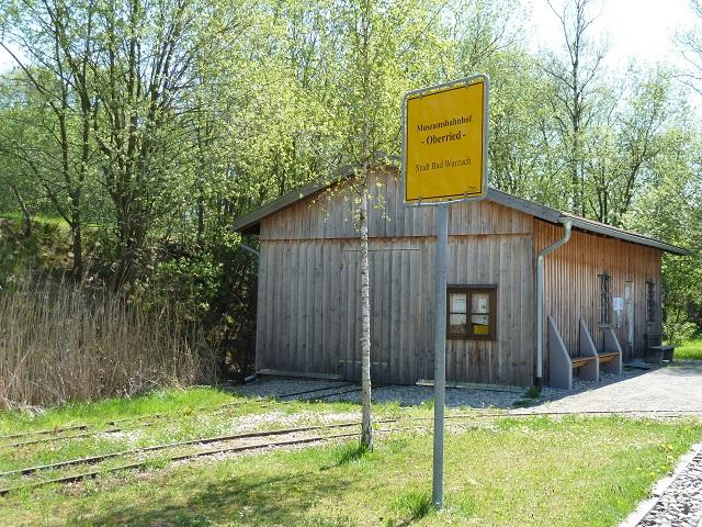 Bad Wurzach-Museumsbahnhof