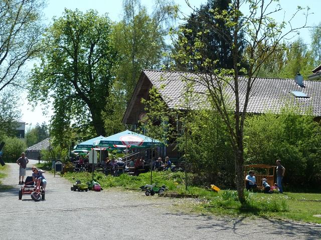 Gaststätte Zum Wurzelsepp im Wurzacher Ried