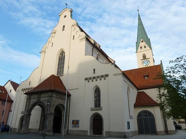 St-Mang-Kirche-außen