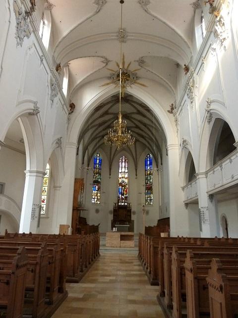 St-Mang-Kirche-innen