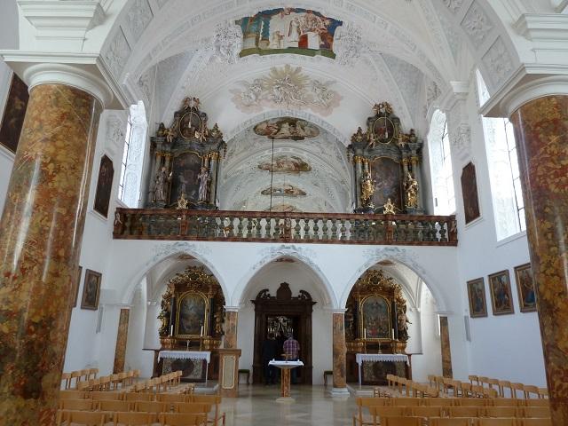 Kartause Buxheim-Brüderchor