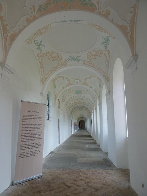 Kartause Buxheim-Kreuzgang