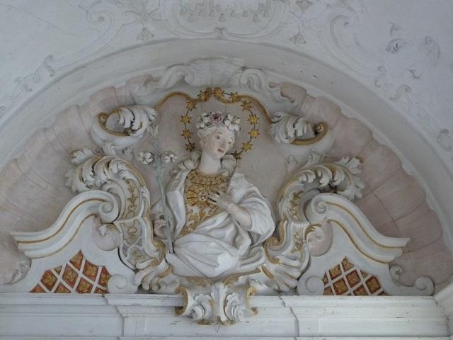 Kartause Buxheim-Wessobrunner Madonna