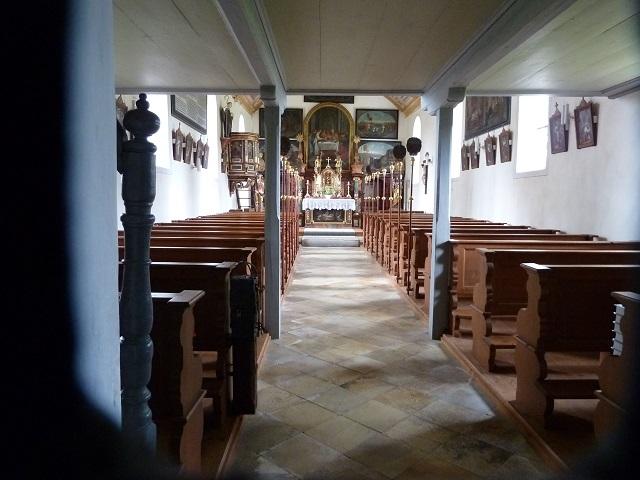 Riedkapelle-innen