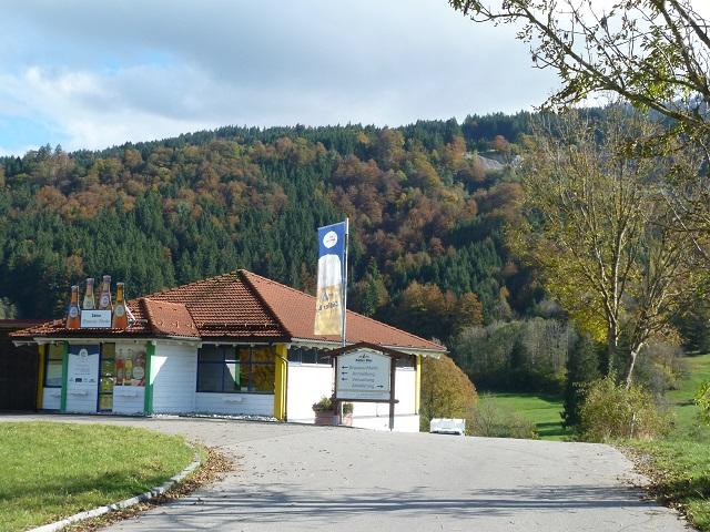 Die Brauerei Zötler in Rettenberg