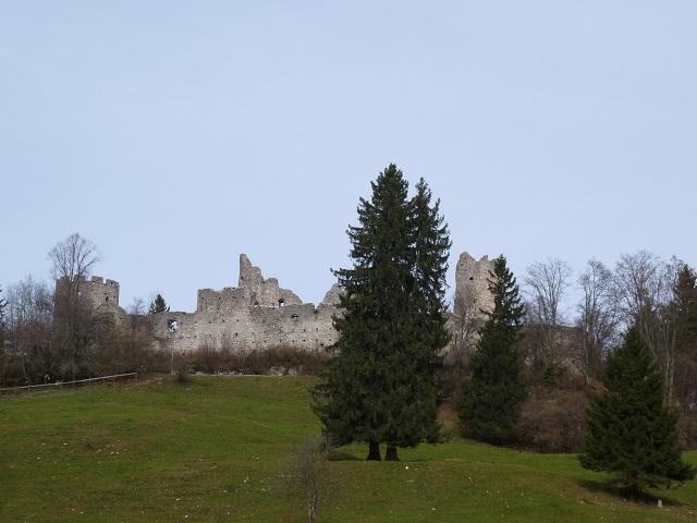 Burgruine Hohenfreyberg bei Pfronten