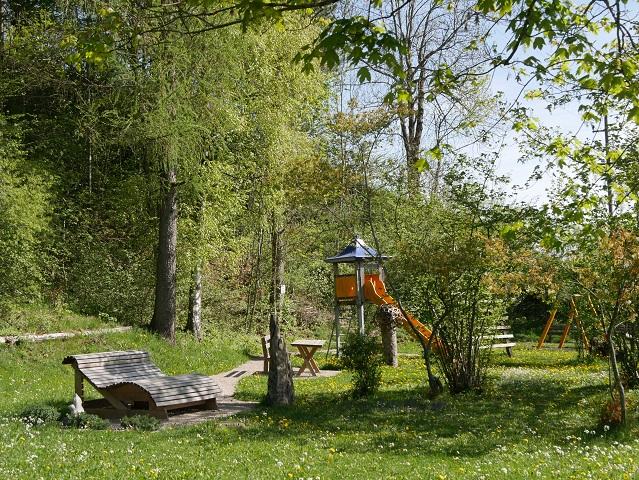 Spielgarten in Mittelberg