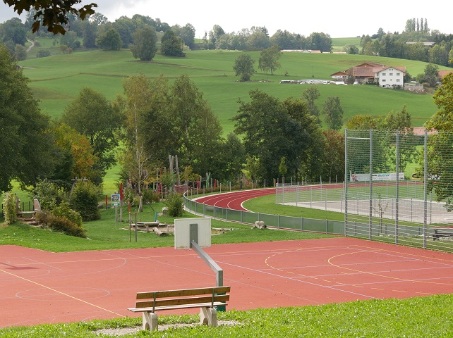 Spielplatz an den Sportanlagen in Altusried