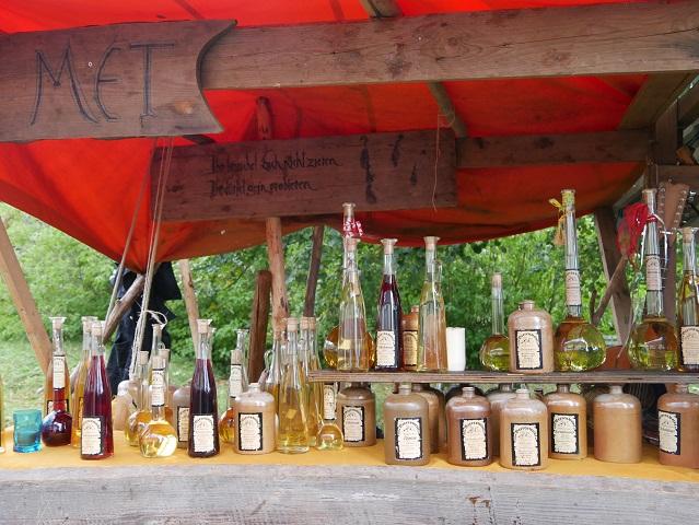 Honigwein und andere Köstlichkeiten