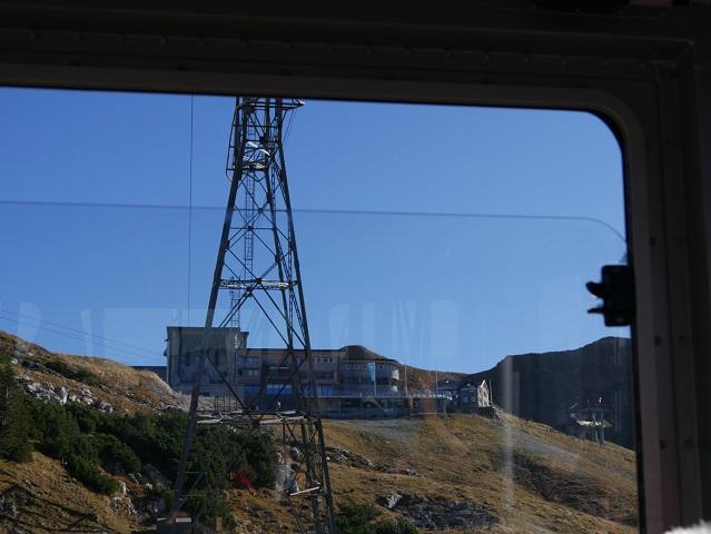 Nebelhorn - Anfahrt auf Station Höfatsblick