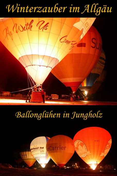 Ballonglühen Jungholz