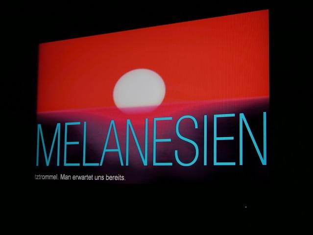 Südseesammlung Obergünzburg - im Aufzug nach Melanesien