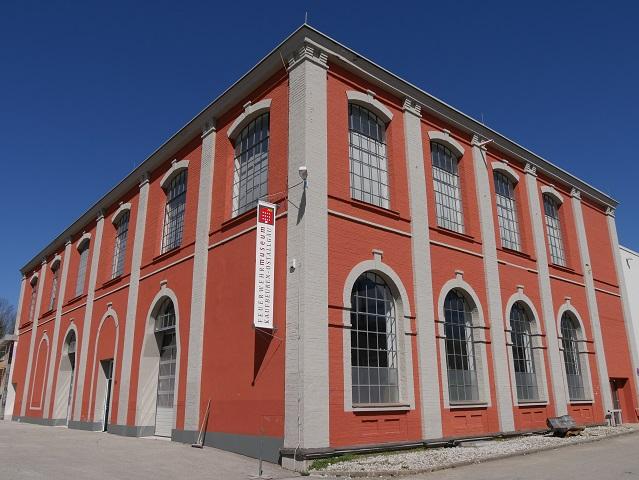 Feuerwehrmuseum Kaufbeuren - Außenansicht