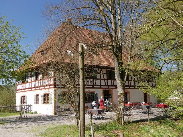 Museumswirtschaft Fischerhaus in Wolfegg